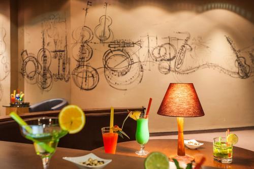 Bebidas en Hotel Dubrovnik Palace