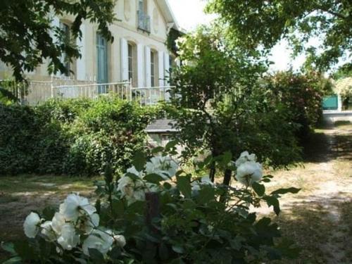 Jardin de l'établissement Château Beauséjour