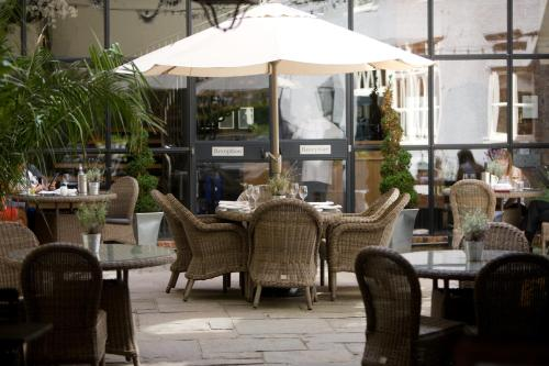 A restaurant or other place to eat at Hotel du Vin Bristol