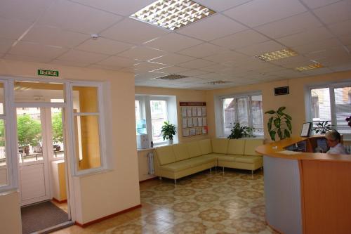 Лобби или стойка регистрации в Отель Тамбов