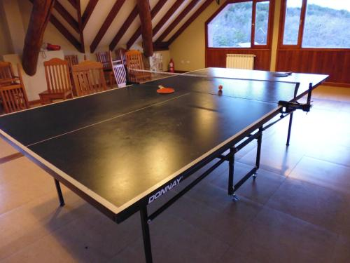 Ping-pong facilities at Costa Ushuaia or nearby