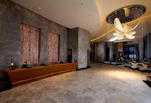 Lobby/Rezeption in der Unterkunft Carlton City Hotel Singapore (SG Clean)