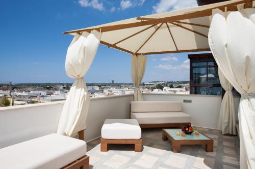 Balcone o terrazza di Active Life Exclusive B&B
