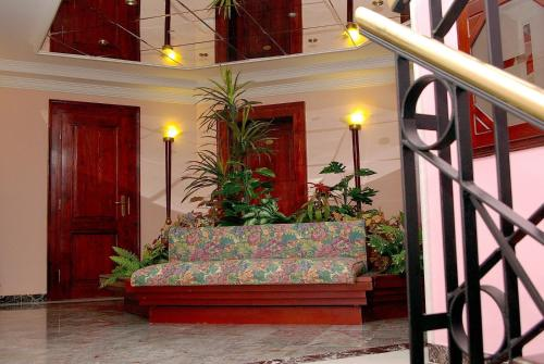 Lobby alebo recepcia v ubytovaní Bellevue Hotel and Resort