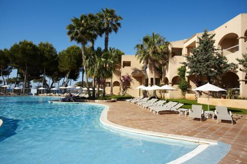 The swimming pool at or near Grupotel Santa Eulària & Spa - Adults Only