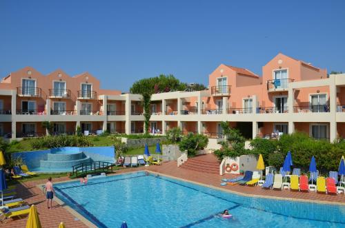 Pegasus Hotel Stalos, Greece