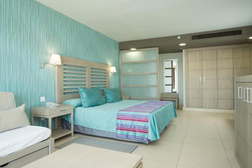 Cama o camas de una habitación en HD Beach Resort