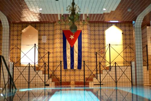 Staff members at Hotell Havanna
