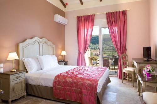 Letto o letti in una camera di Magnolia Resort