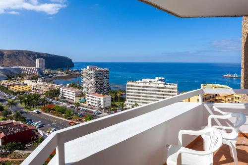 Un balcón o terraza de Sol Arona Tenerife
