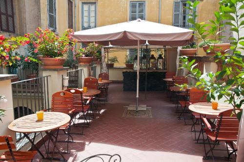 Ristorante o altro punto ristoro di Hotel Le Clarisse al Pantheon