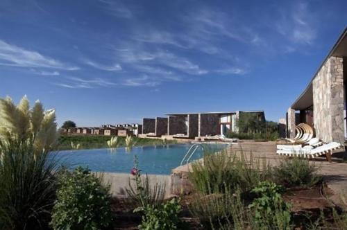 The swimming pool at or near Tierra Atacama Hotel & Spa