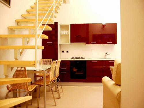 O bucătărie sau chicinetă la Residenza il Nespolo - Estella Hotels Italia