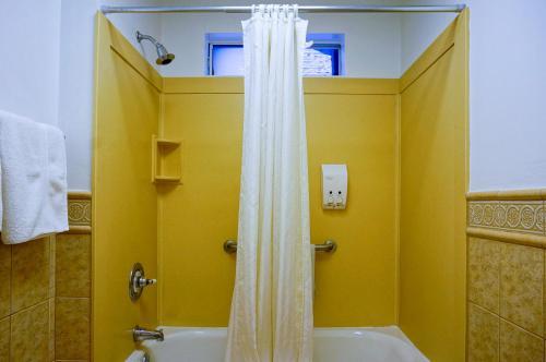 グラント ホテルにあるバスルーム