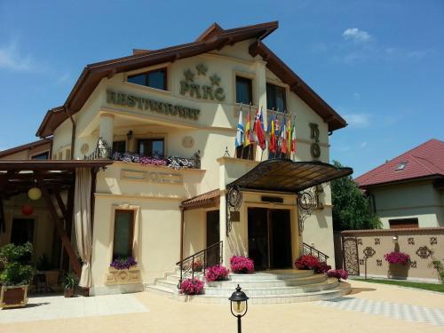 Hotel Parc Tecuci Tecuci, Romania