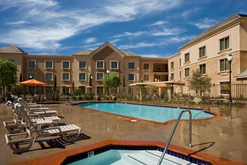 The swimming pool at or near Ayres Hotel Chino Hills