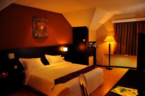 A room at Tat Place Hotel