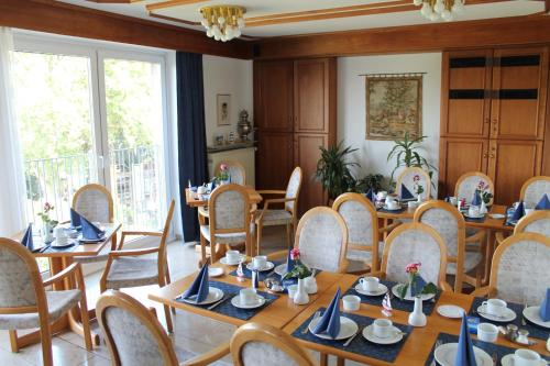 A restaurant or other place to eat at Hotel Windthorst