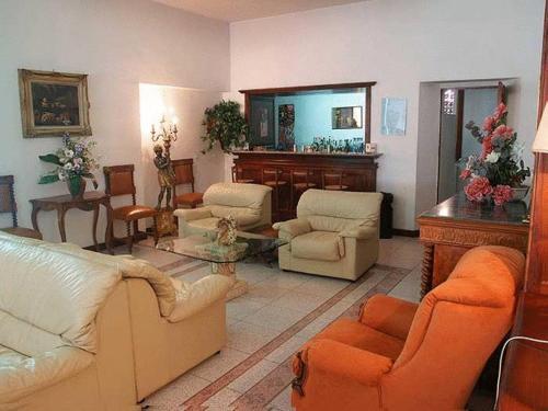 Area soggiorno di Albergo San Lorenzo