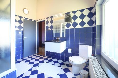 Salle de bains dans l'établissement Dolce Casa Pool and Sauna