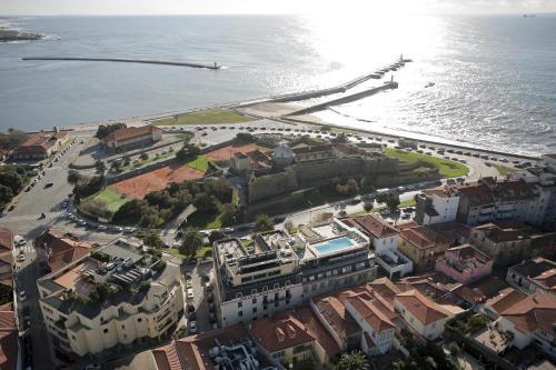 A bird's-eye view of Hotel Boa - Vista