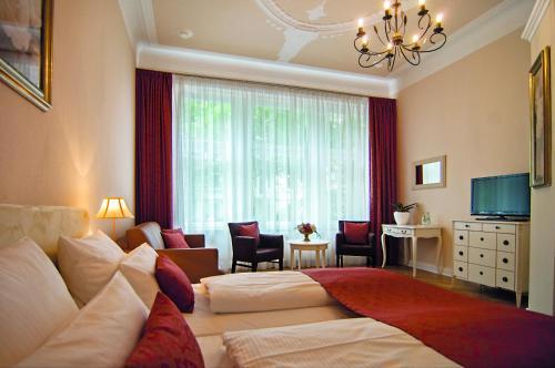 Area soggiorno di Hotel Mare