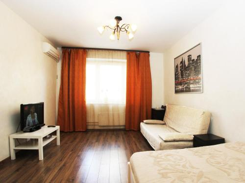 Гостиная зона в ApartLux Рижская