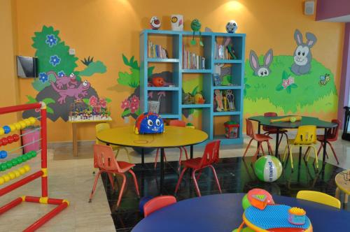 The kid's club at Oasis Palm - All Inclusive