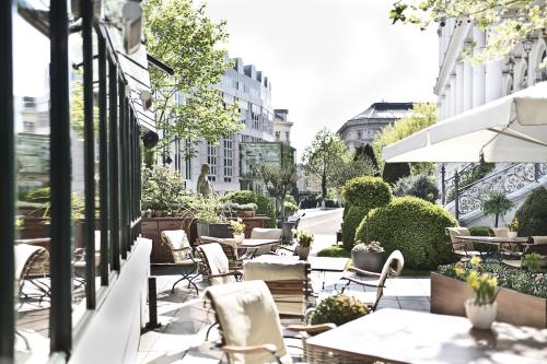 Ресторан / где поесть в Palais Coburg Hotel Residenz