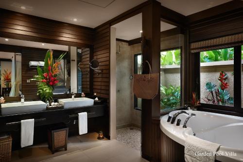 A bathroom at Bo Phut Resort and Spa - SHA Plus