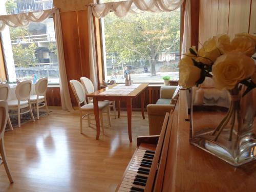 Ресторант или друго място за хранене в Хотел Парк Централ