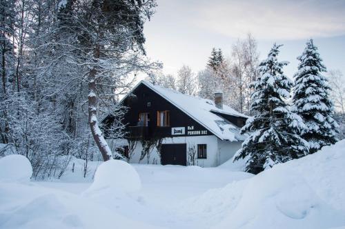 Privát - Harrachov 392 v zimě