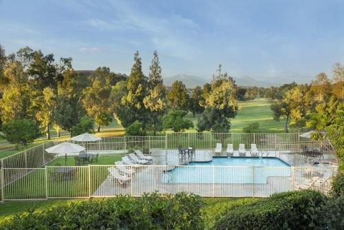 A view of the pool at Ayres Suites Diamond Bar or nearby