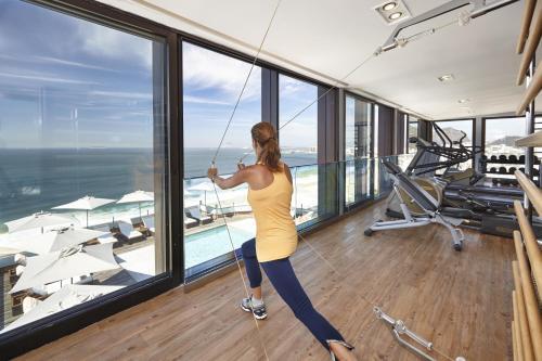 The fitness center and/or fitness facilities at PortoBay Rio de Janeiro