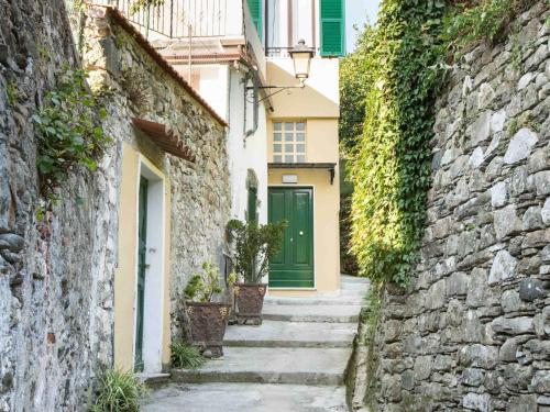 A porch or other outdoor area at La Casa di Zuecca