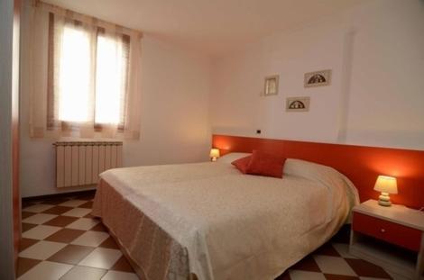 Letto o letti in una camera di Appartamento al Ghetto Vecchio