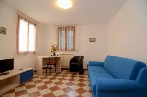 Area soggiorno di Appartamento al Ghetto Vecchio