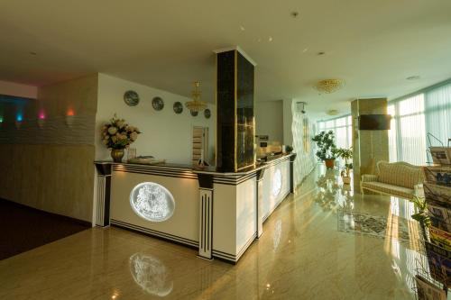 Лобби или стойка регистрации в Green Palace Vnukovo Hotel