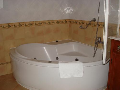 Un baño de Hotel Villa de Luarca