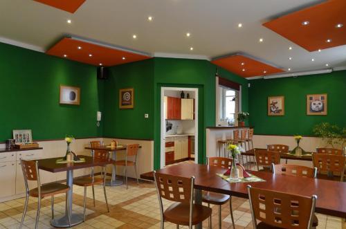 Ресторан / где поесть в Residence Salvia