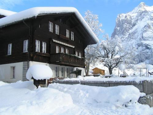 Locherboden зимой