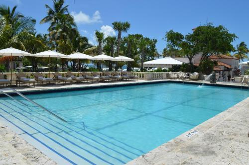 The swimming pool at or near Fisher Island Club and Hotel