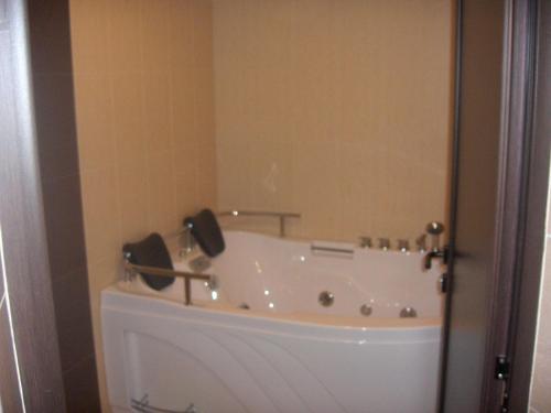 Ванная комната в Krasteva House