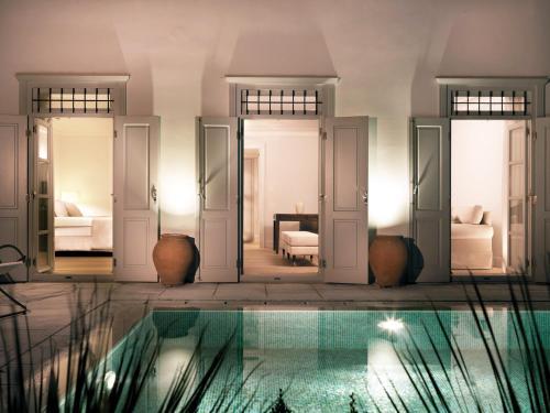 Πισίνα στο ή κοντά στο Poseidonion Grand Hotel