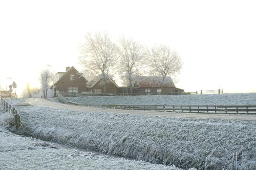 De Zonnehoed during the winter