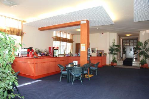 Hall o reception di Hotel Bettina