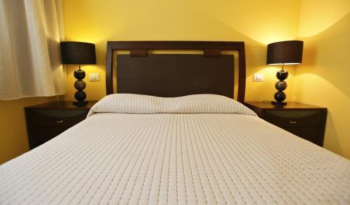 Cama o camas de una habitación en Apartment Vasco de Gama