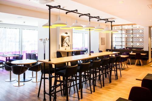 Lounge oder Bar in der Unterkunft Park Inn by Radisson Central Tallinn