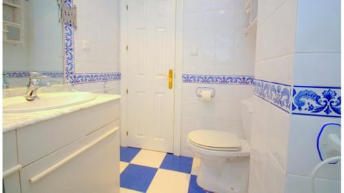 Un baño de Esmeralda Sevilla