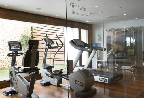 Palestra o centro fitness di Hotel Hospes Maricel y Spa